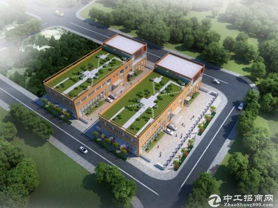 正规的工业厂房,三层框架结构,8000平-图2