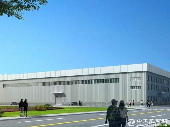 正规的工业厂房,三层框架结构,8000平-图3