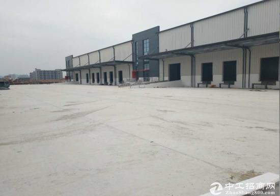 福永机场新出独院50000平方物流园