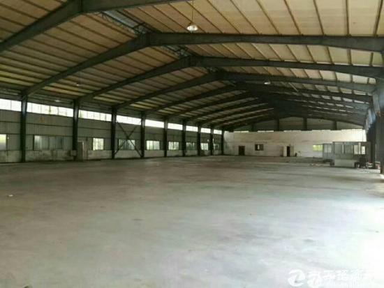 坪山独院钢构厂房4200平米有宿舍办公室8米滴水