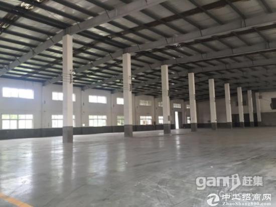 华亭工业区4100平米火车头独栋厂房