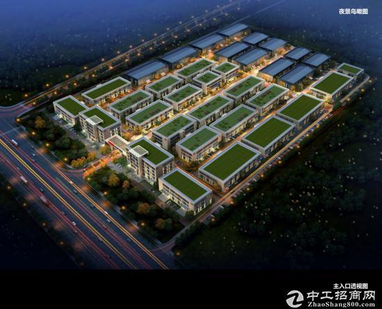 济南黄河以北独立带证厂房出售,首付三成起,轻松拥有自己的厂房