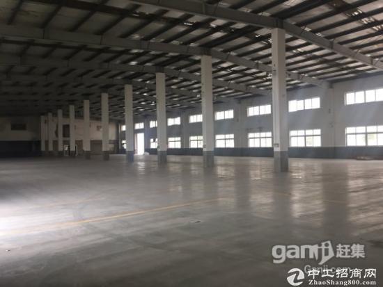 华亭工业区4100平米火车头独栋厂房-图2