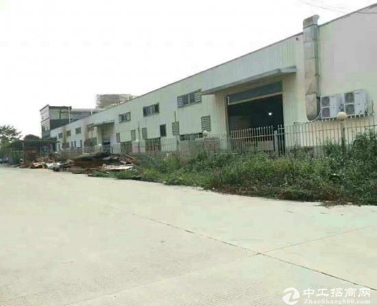 常平全新二层25000平方厂房出租带豪华办公楼装修