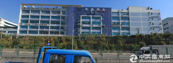 西丽镇阳光社区军威物业4700平精装厂房装修