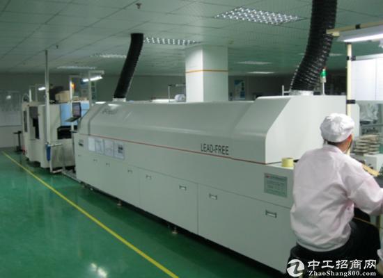 西丽镇阳光社区军威物业4700平精装厂房装修-图4