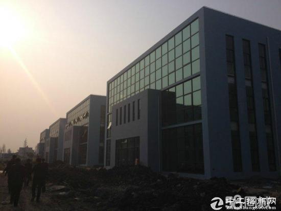 松江工业区104板块单层12米火车头2400平方绿证厂房