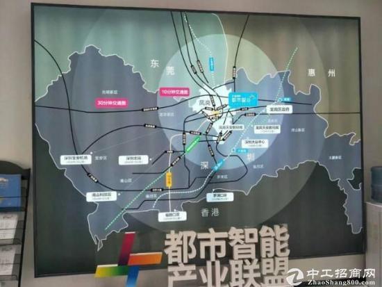 深圳红本厂房30000平出售,独立产权可大小分割-图5