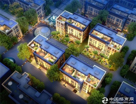 天山国际创新产业园企业墅、企业总部、私人会所出售-图2