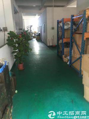 松岗高速旁楼上带装修厂房2000平招租-图3