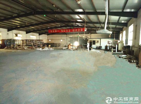 通州独院仓库9000平,紧邻张采路,无拆迁规划