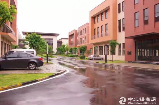 西永 标准园区 独栋框架厂房 1000平米-图4