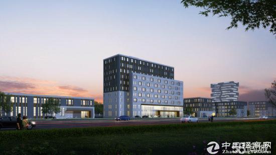 企业园区13万独栋标准工业厂房出售,五成首付可购企业固定资产