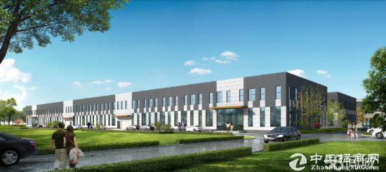 企业园区13万独栋标准工业厂房出售,五成首付可购企业固定资产-图2