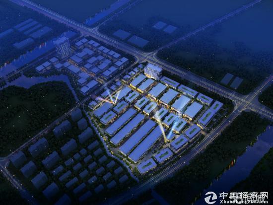 企业园区13万独栋标准工业厂房出售,五成首付可购企业固定资产-图3