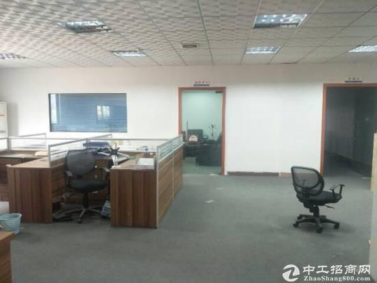 坪山 田心新出三楼带精装修厂房420平招租-图4