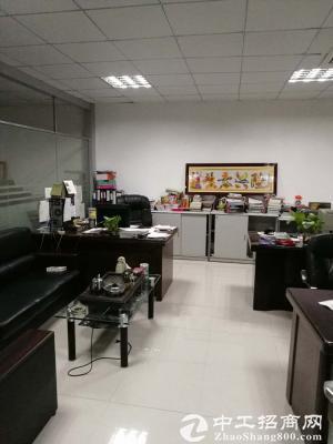 横岗 228工业区精装修厂房办公室450平出租