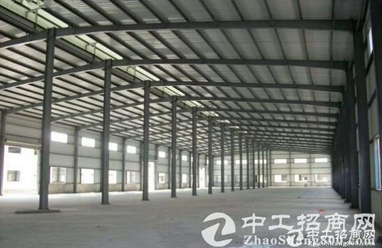 苏州周边大面积钢结构厂房招租