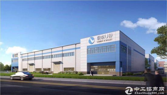 两江新区框架、轻钢厂房租售(联东U谷)-图2