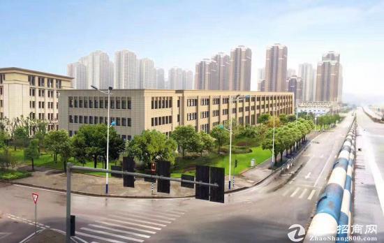 两江新区框架、轻钢厂房租售(联东U谷)-图3