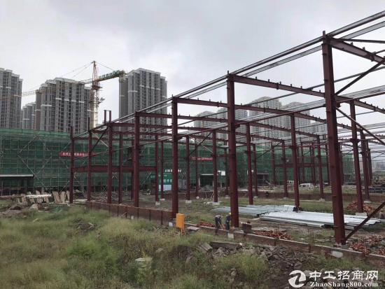 两江新区框架、轻钢厂房租售(联东U谷)-图5