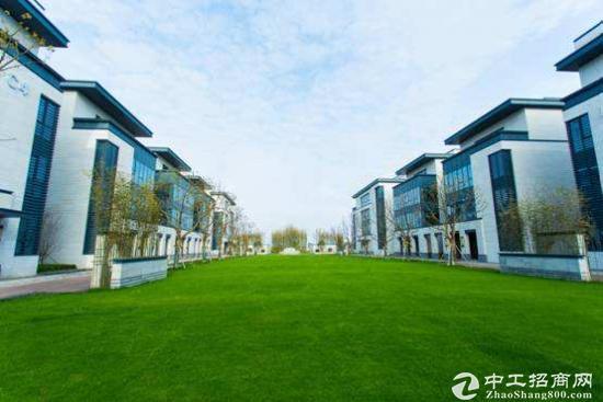 苏州附近创业园6400平米标准厂房招租 现代主义风格-图2