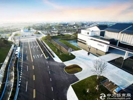 苏州周边全新研发办公园区厂房出租 多面积可选-图2