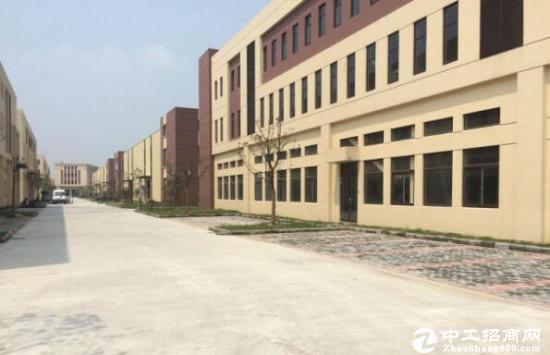 产业园新出研发式厂房招商 地处苏州1小时经济圈