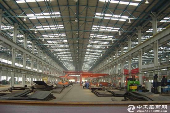 两江新区厂房出售 单层钢结构+双层框架结构 现房出售