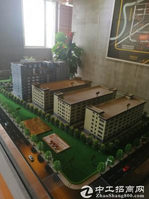 沙井1000平全新厂房,可租可买可分割使用,50年独立产权