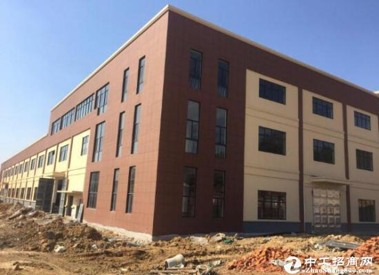 出售独栋全新标准厂房12000平米 交通便利
