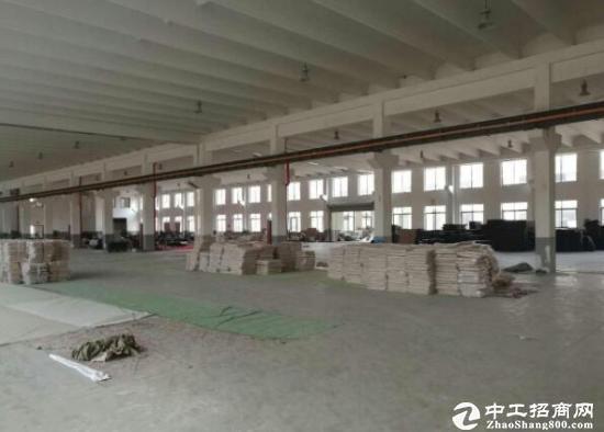 德清雷甸高速路口旁标准厂房3200平米出售