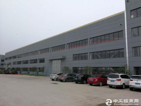 六安舒城独院标准厂房1-3层3600平方