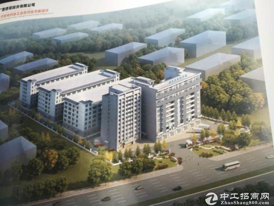 江南经济开发区标准工业厂房300-893平租售-图2