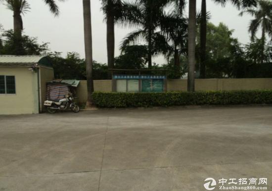 厚街三屯村工业区二楼厂房1000平米出租带装修