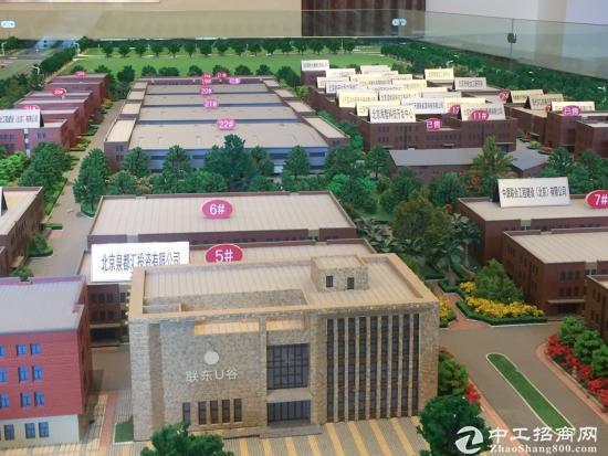 北京产业园 可生产可注册可环评