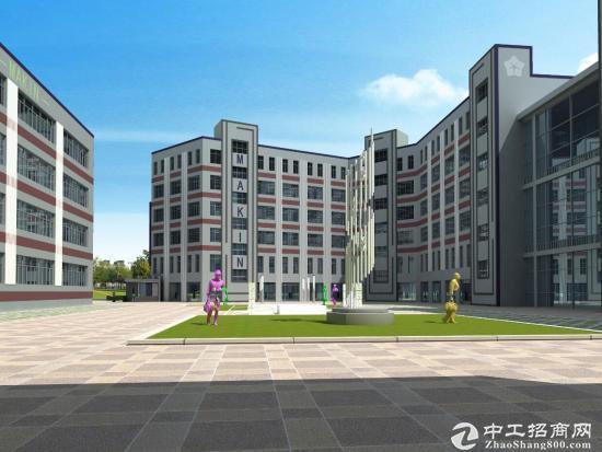 松岗汽车站2000方一楼厂房 带政府补贴创意科技园-图4