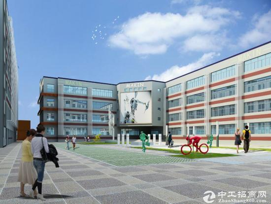 松岗汽车站2000方一楼厂房 带政府补贴创意科技园-图5
