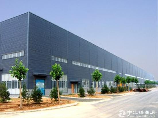 高新区10000平单层新建厂房出租,层高12米可架行车,行轨已做好