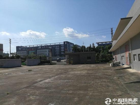 东升8米高钢构4000平方厂房出租-图2