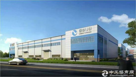 出售沙坪坝钢构标准厂房、框架标准厂房-图3