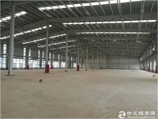 廊坊市广阳区新出两栋生产厂房招租 可分租-图3