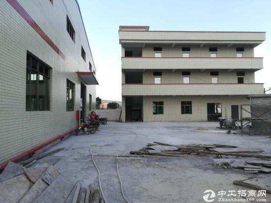 博罗县石湾镇明月大道旁全新钢构厂房2850