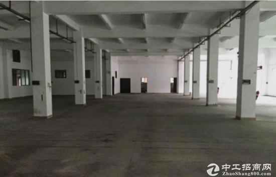 厚街赤岭独门独院3800平方形象好位置佳厂房招租