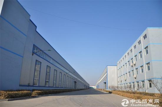 北京周边带货梯6780平米标准厂房出租