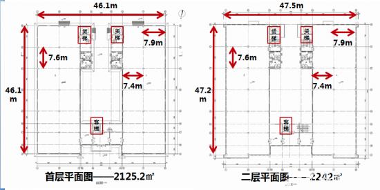 北京周边带货梯6780平米标准厂房出租-图2