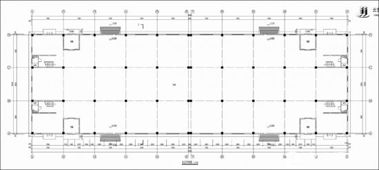 北京周边广阳经开区5400平米标准厂房出租-图3