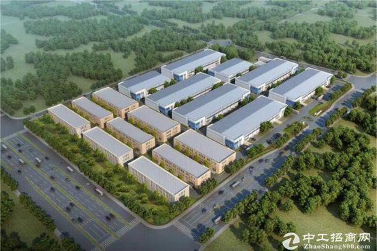 北碚新区500-10000㎡独栋厂房租售