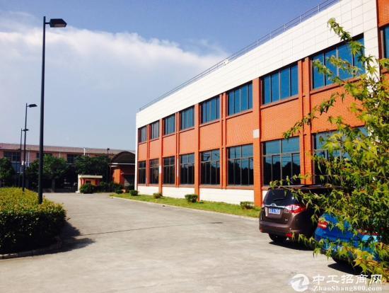 松江区独门独院11.2亩厂房研发生产办公总部型出售