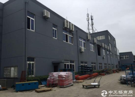 福永标准厂房二楼 1600平米出租-图2